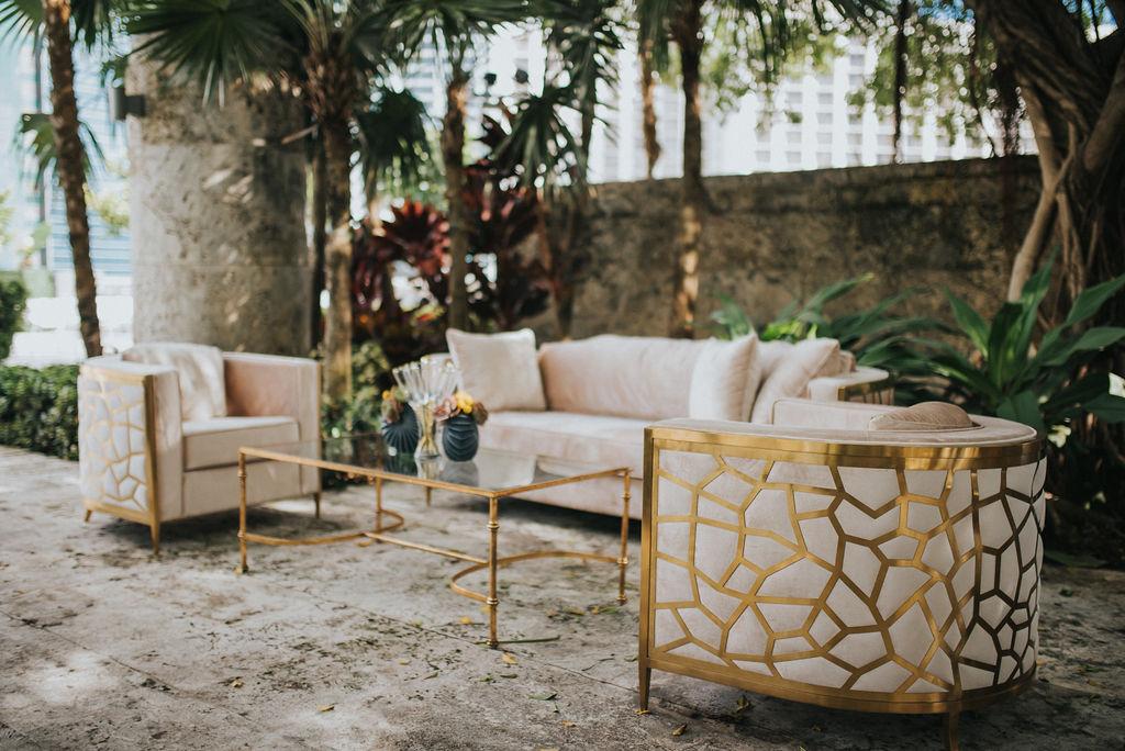 Diana Lounge Set