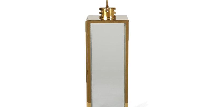 Milan Gold Lantern