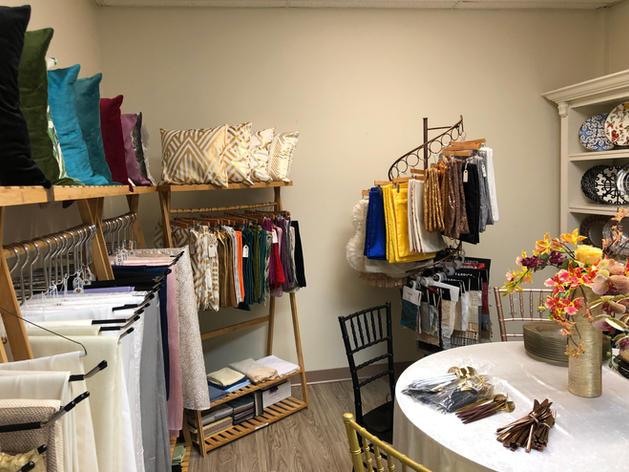 Linens Showroom