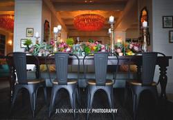 Alamo Chairs & Sonoma Table