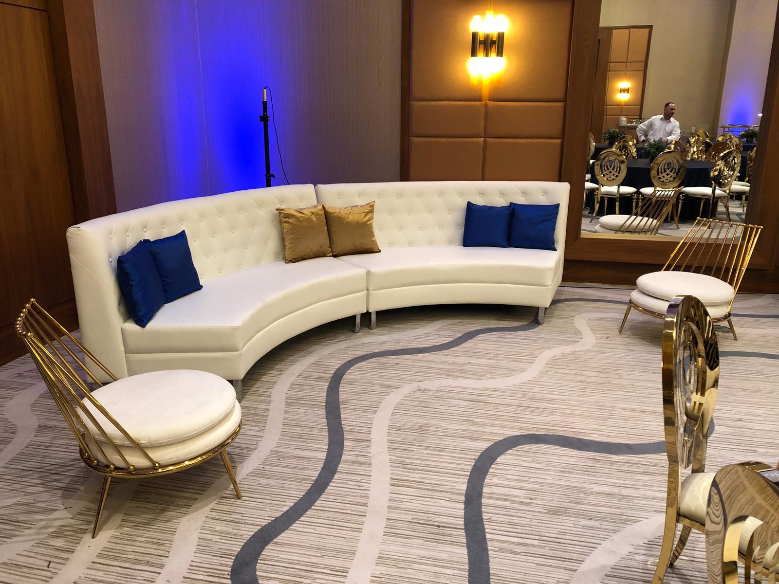 Belmont Curve Sofa