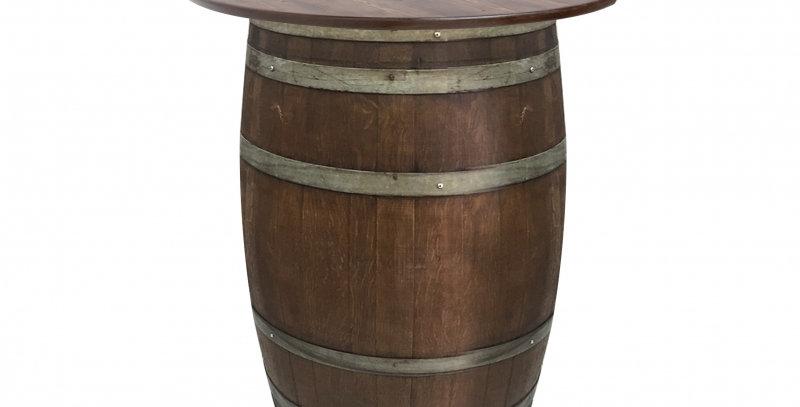 Vintage Wine Barrel