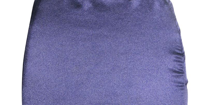 Navy Blue Satin 010