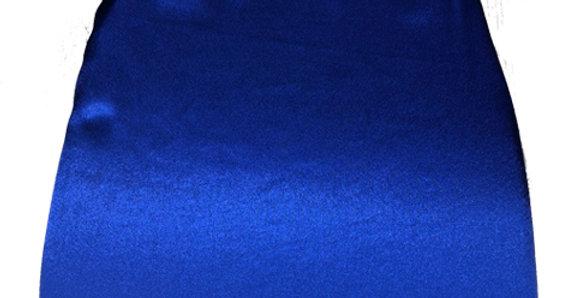 Royal Blue Satin - 055