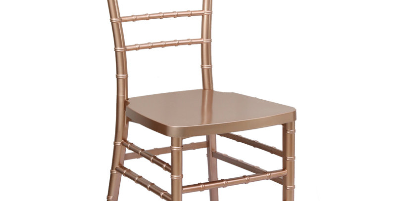 Chiavari Rose Gold