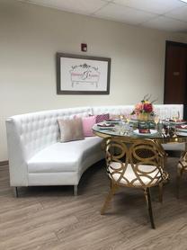 Bellini Curved Sofa