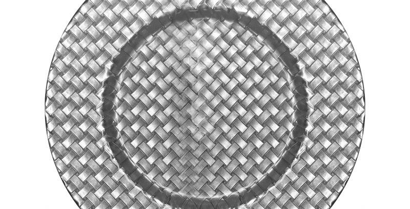 Weaved Silver - 050