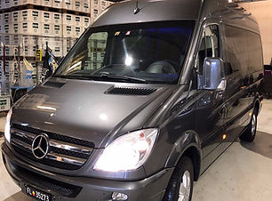Mercedes Sprinter VIP Groups Transfer