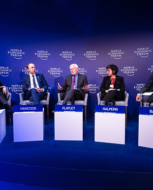 WEF Davos Forum Economic Switzerland Klosters
