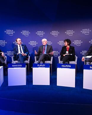 WEF Davos Forum Economic Switzerland Klosters