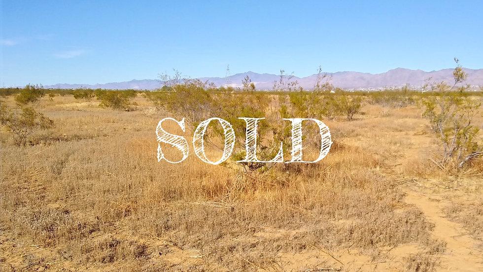 2.35 Acres - GOLDEN VALLEY RANCHOS LOT: 13 - GOLDEN VALLEY, AZ