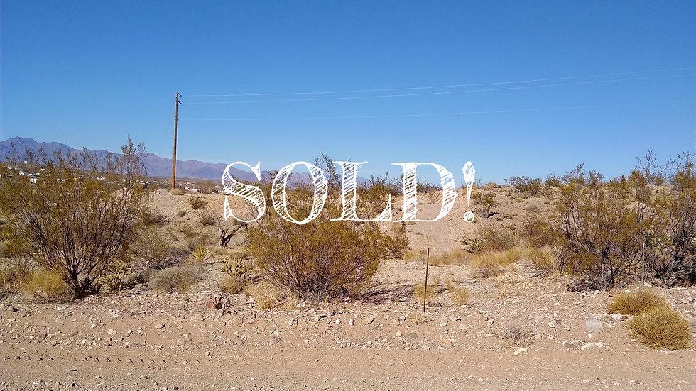 .5 Acres - 1175 E PUEBLO DR - MEADVIEW, AZ