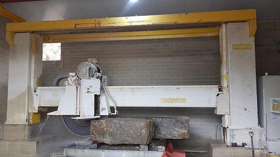GMM Quadra Block Cutter Primary
