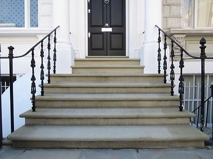 SAWN STEPS