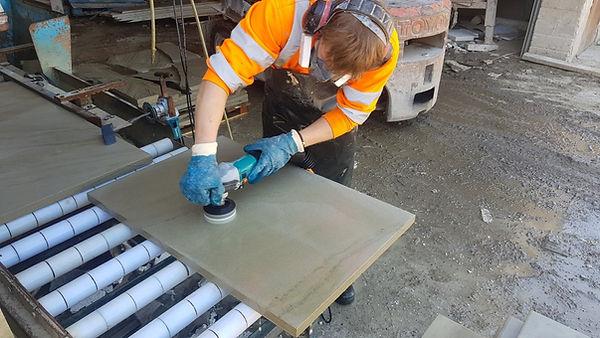 Quality Control Ashlar Stone Products