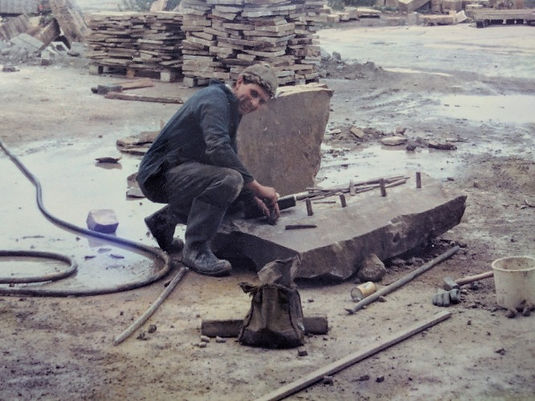 David Emmott Stone Supplier