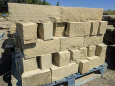 Dressed Walling Stone