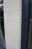 Grey Sawn Walling