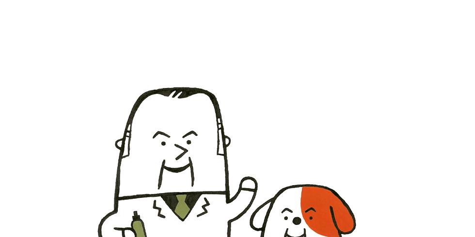 愛犬ともっと仲良くなる!ヘルプスキルUPセミナー&アロマ×トレーニング