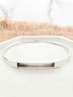 Equestrian Bar Bracelet