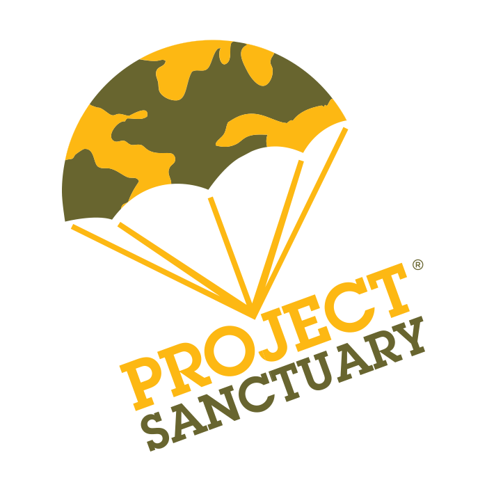 Project Sanctuary Color Logo