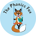 The Phonics Fox Logo