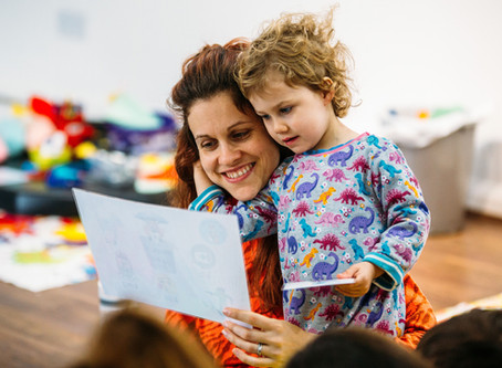 How can I teach my child to read?