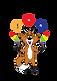 Juggling Phonics Fox