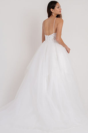 Jenny Yoo Bridal Gown Style Natalie