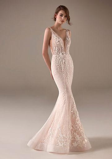 Atelier Pronovias wedding gown style Chimamanda Front