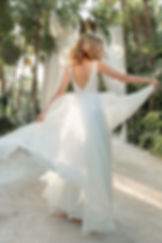 Scout by Sarah Seven Bridal Gown Style Getaway