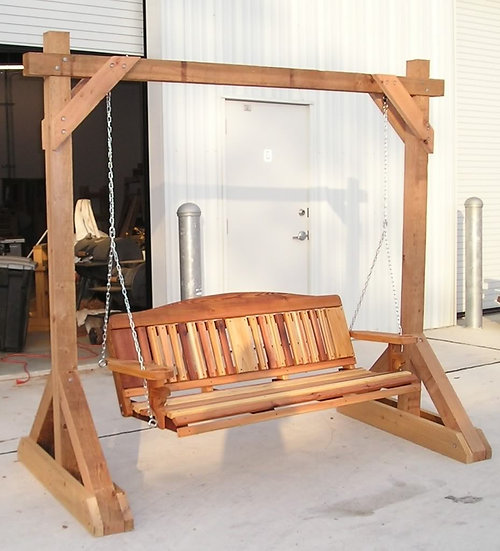Porch Swing Stands