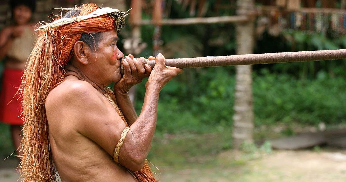 Yahua_Blowgun_Amazon_Iquitos_Peru