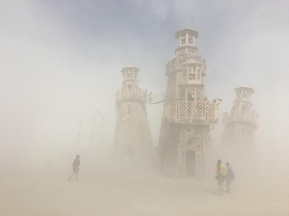 Burning Man 2016, Blackrocklighthouseservice