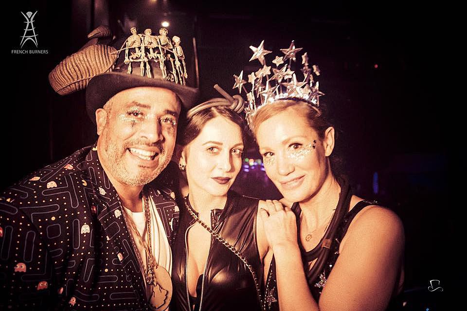 Paris Olalallalaalaaa with our beautiful Maz