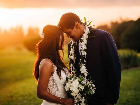 Nate & Mel's Sunset Ranch Wedding