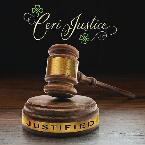 Ceri Justice | Justified CD