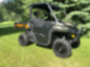 can am rentals whitecourt, defender rentals whitecourt, side by side rentals whitecourt, fox creek