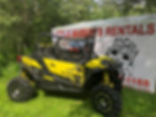 Can Am rentals Whitecourt Fox Creek Grand Prairie Edson