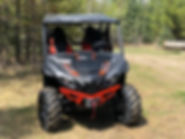 UTV 4 seater for rent in Whitecourt Fox Creek Grand Prairie Valley View Drayton Valley Red Deer Calgary Edmonton