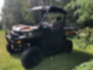 Little Buddy's Rentals, Can-am, defender, whitecourt rentals, side by side rentals, fox creek rentals, grand prairie rentals
