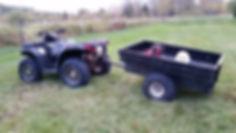 ATV & Trailer Rentals whitecourt, ATV  & Trailer rentals Fox Creek, Edson Rentals Edson