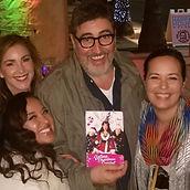 "Peri Gilpin, Alfred Molina, Maria Russell, Diana Yanez ""Latina Christmas Special"""
