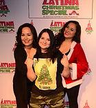 "Diana Yanez, Sandra Valls, Maria Russell ""Latina Christmas Special"""