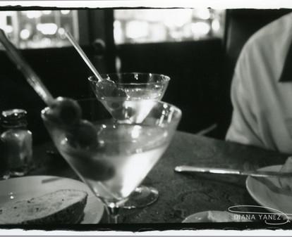 Dirty Dirty Martini
