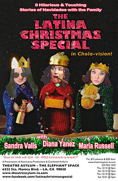 Latina Christma Special 2013 poster