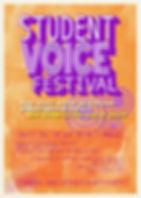Student Voice Festival 2018