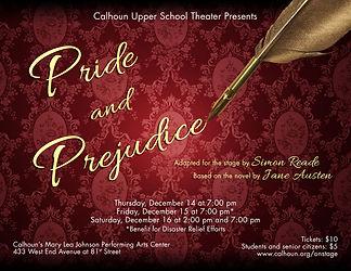 Pride + Prejudice 2017
