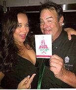 "Maria Russell & Dan Ackroyd ""Latina Christmas Special"""