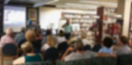 Book Signing Granby Library and Video.jp